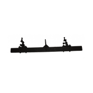 Зчіпка подвійна (мотоблок) (універсал)