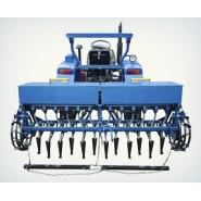 Сівалка 12 рядна для міні-тракторів (зернова)