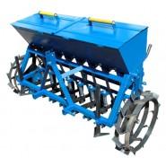 Сівалка 8 рядна для міні-тракторів (зернова)