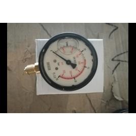 Манометр гідравлічної системи 25 бар
