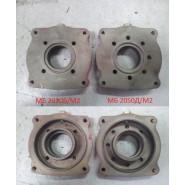 Плита між двигуном і коробкою передач МБ2050Д/М2 і МБ2070Б/М2