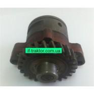 Масляний насос двигуна в зборі XT180-200 (дв.TY290/JD295)