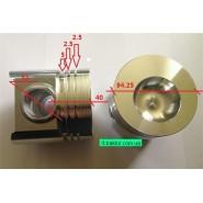 Поршень двигуна JD295 (H+4мм)