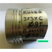 Поршень двигуна TY295 (3*3*6)