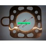 Прокладка головки блока двигуна DLH1100 (Xingtai 160)