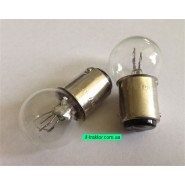 Лампа 2-х контактна (стоп/габарит)
