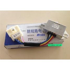 Реле-регулятор зарядки JFT1412-14V (Булат 264)