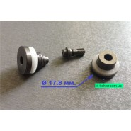 Клапан запорний плунжера FZ514 (нагнітаючий клапан) різьбовий