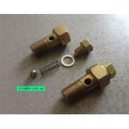 Перепускний клапан паливного насоса М12-1.25