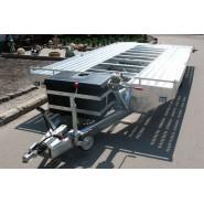 Лавета для перевозення автомобіля A7-6521 SWISS PLUS