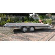 Лавета для перевозення автомобіля A8-4522 Europack
