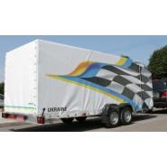 Лавета для перевозення автомобіля A8-5620 TRUCK