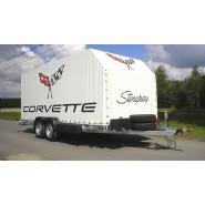 Лавета для перевозення автомобіля A6-5019 TRUCK