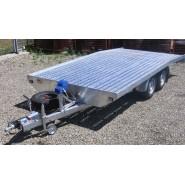 Лавета для перевезення автомобіля A8-4622 SWISS PLUS