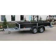 Причіп вантажний PRAGMATEC V3-3515