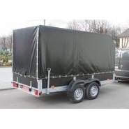 Причіп вантажний PRAGMATEC V8-3518 CLASSIC