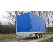 Причіп вантажний PRAGMATEC V8-4020 EUROPACK ALU