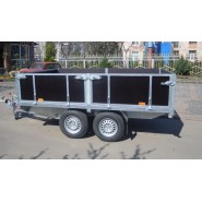 Причіп вантажний PRAGMATEC V9-3322 Europack