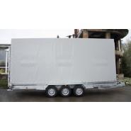 Лавета для перевезення дорожньої і будівельної техніки А9-6218 TRUCK PLUS