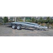 Лавета для перевезення автомобіля А6-4321 SWISS