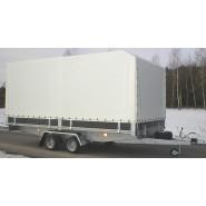 Причіп вантажний PRAGMATEC V6-4020 EUROPACK