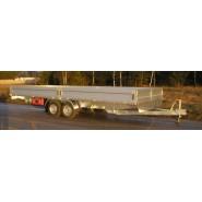 Причіп вантажний ПРАГМАТЕК V9-6025 EUROPACK