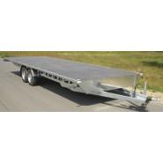 Причіп вантажний PRAGMATEC V9-8026 EUROPACK