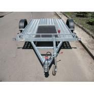 Причіп для квадроцикла PRAGMATEC А0-2616 QUADRO PV