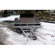 Легковий причіп для снігохода і квадроцикла ПРАГМАТЕК СКІФ V0-3515, ресора