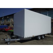 Причіп-фургон ПРАГМАТЕК U8-5123 UNIVERSAL