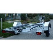 Причіп для перевезення човна PRAGMATEC H0-3820 BOAT
