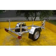 Причіп-шассі для встановлення обладнання PRAGMATEC G2-1811