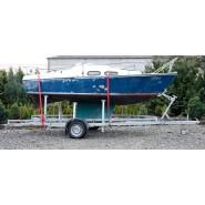 Причіп для перевезення човна PRAGMATEC H0-5419 BOAT