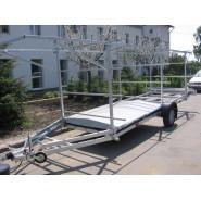 Причіп для перевезення байдарок PRAGMATEC H1-4815