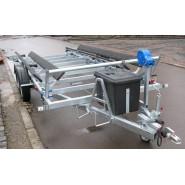 Причіп для перевезення катамарана PRAGMATEC А0-5019