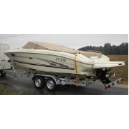 Причіп для перевезення катера PRAGMATEC Н9 PACIFIC