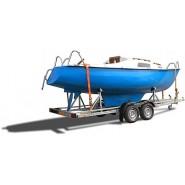 Причіп для перевезення катера PRAGMATEC Н6 BAY