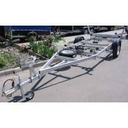 Причіп для перевезення човна PRAGMATEC Н0-4616